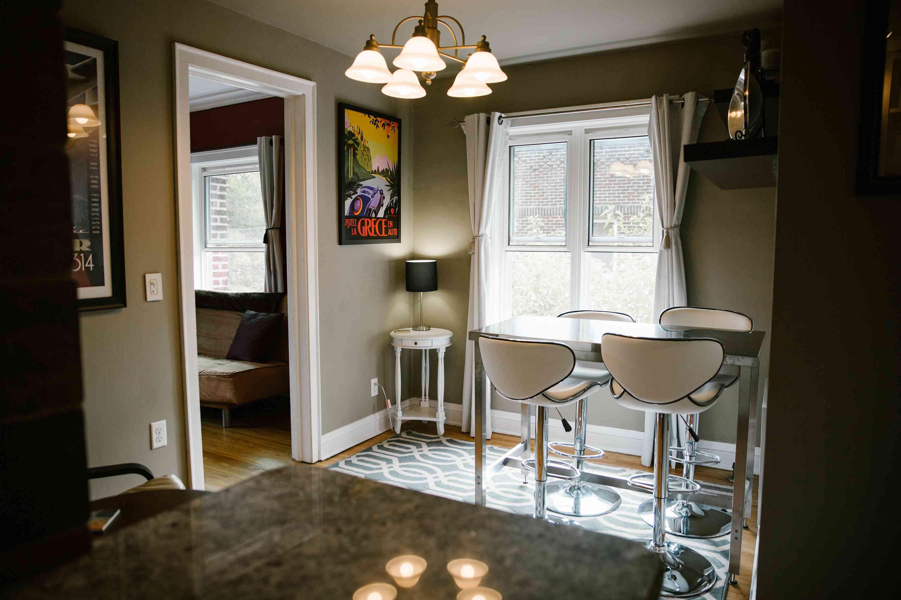 Dining Room Rental