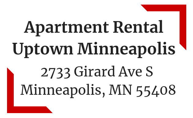 Apartment Rental in Uptown Minneapolis